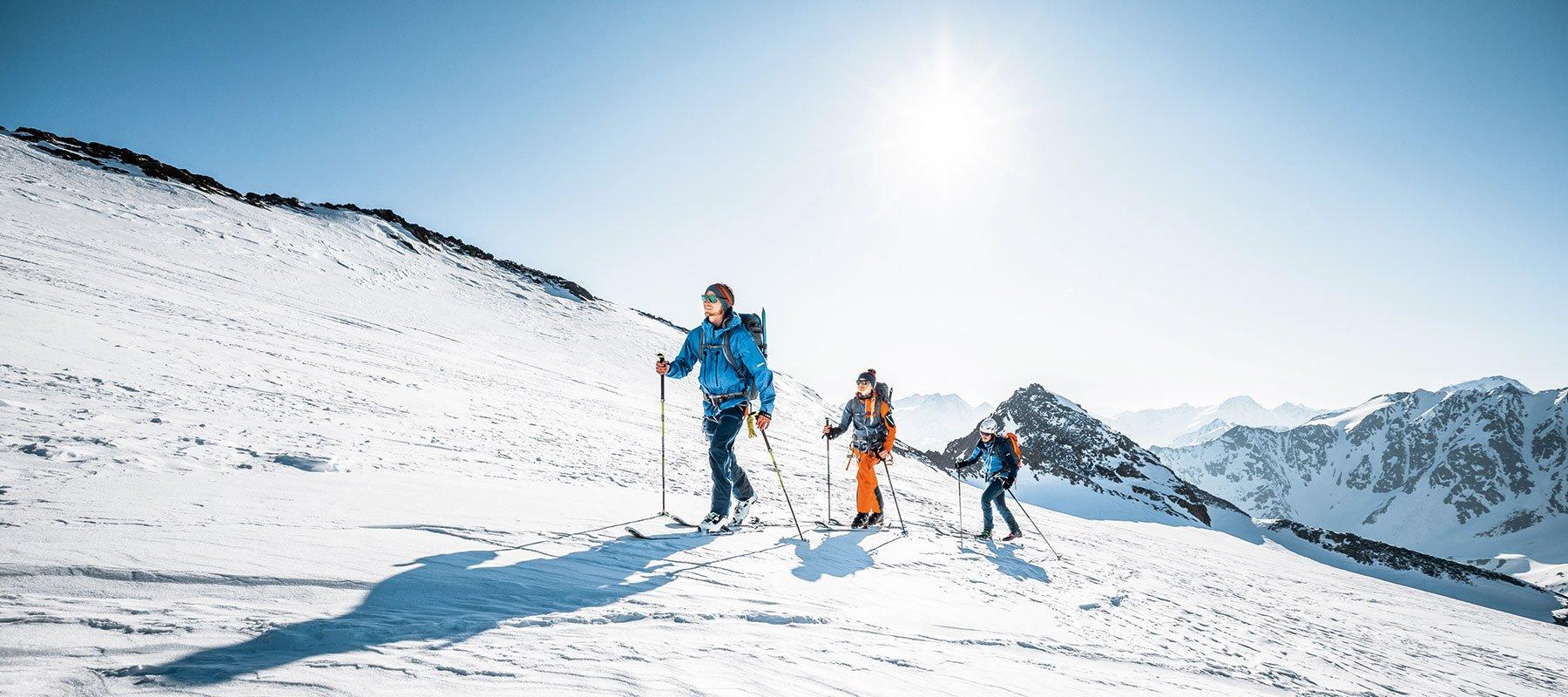 Skitour in Vent